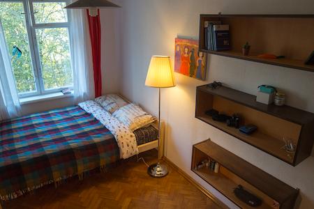 Heartwarming room in Intellectual area of Moscow - Moskva