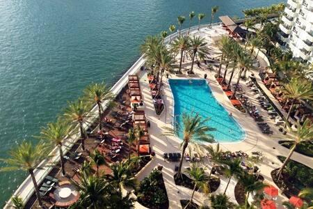 Gorgeous Miami Beach condo!! - Pis