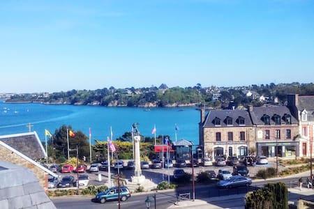 Studio + terrasse vue sur mer - Apartment