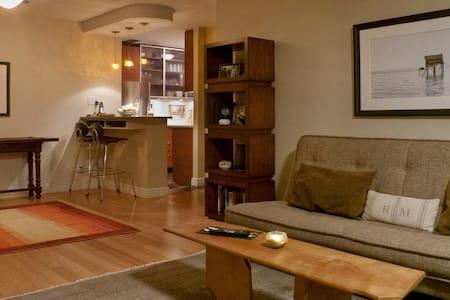 Modern spacious flat in Manhattan - Lakás