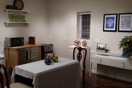 Private Guest Suite near W&L & VMI