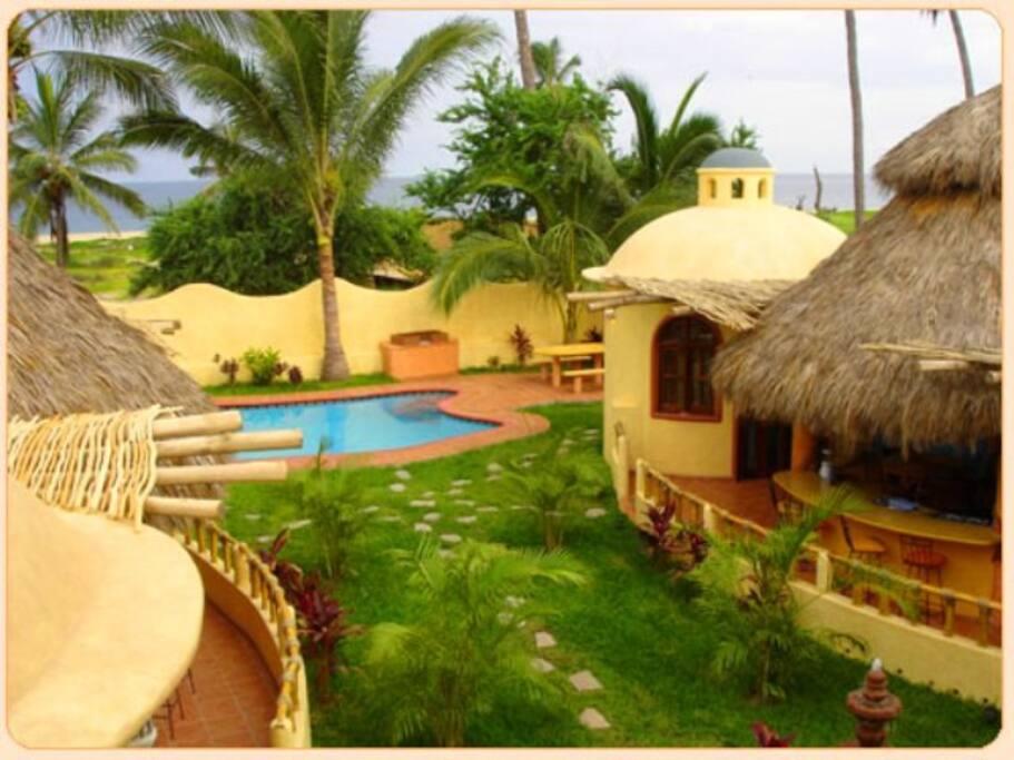 Paraiso Escondido de San Pancho Nay
