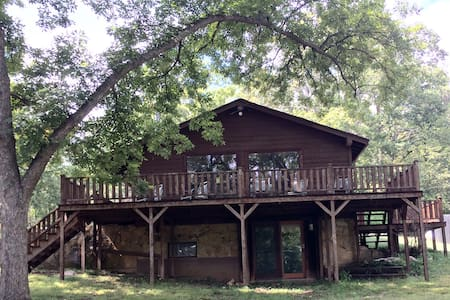 Canyon Hill Cabin - Dougherty