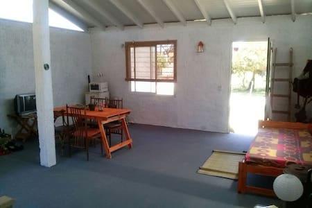 Casa Loft a 2 cuadras del mar - Casa