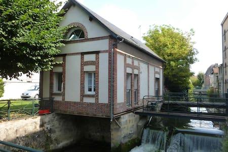 Gîte l'Atelier du Moulin - Haus