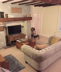 15th Century Peak District Farm House Dog Friendly - Youlgreave - Bed & Breakfast