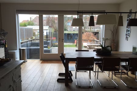 Large and Sunny Family House - Heemstede