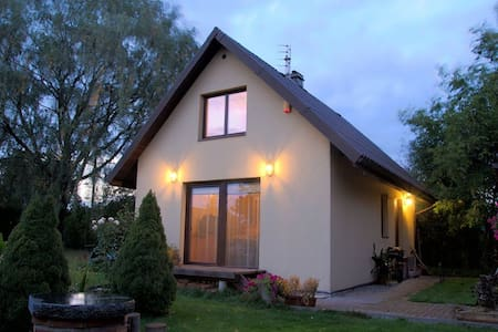 Small cozy house