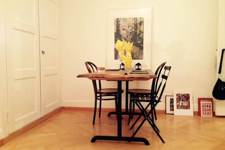 Great room in the City Center - Leilighet