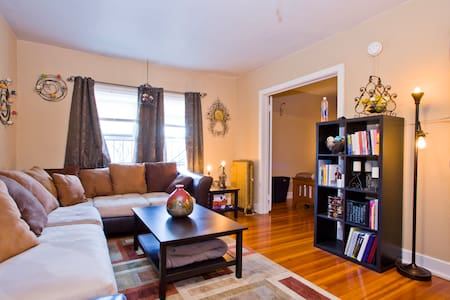 Large 1 Bed - Cap Hill Near Park