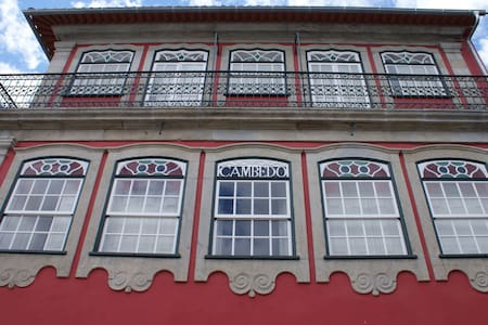 Quarto do Rio-Casa da Ponte(suite) - Apartamento