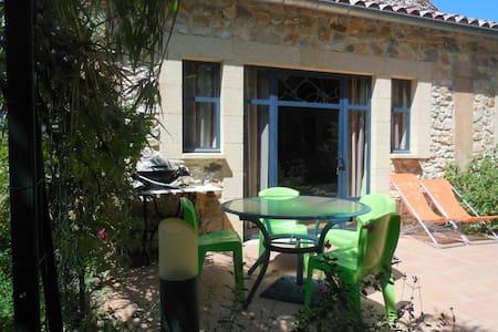 location le LOFT - La Capelle-et-Masmolène