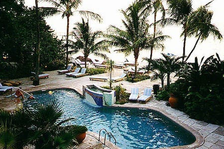 A private tropical paradise in KW! - Key West - Appartement