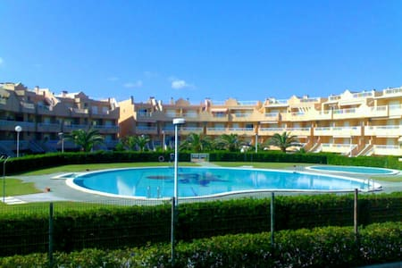 BEAUTIFUL APARTMENT FRONT OF THE BEACH - Cullera - Appartement en résidence