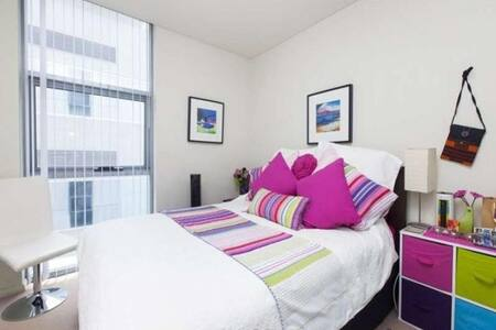 Central Luxurious Private Double Room - Apartment