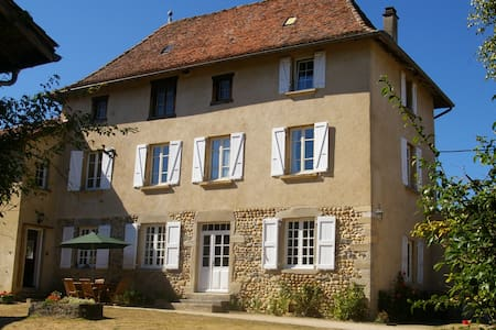 Maison Dauphinoise, 2 chambres - House