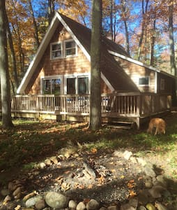 Pet-Friendly Lake Michigan Chalet - Casa