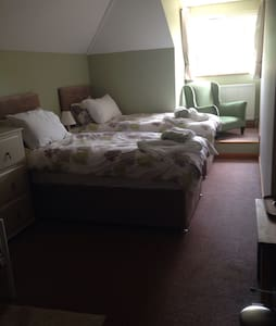 Large Southampton /new forest room - Bed & Breakfast