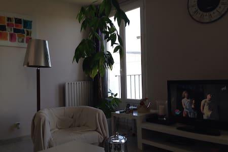 Chambre secteur calme, Brest - Brest