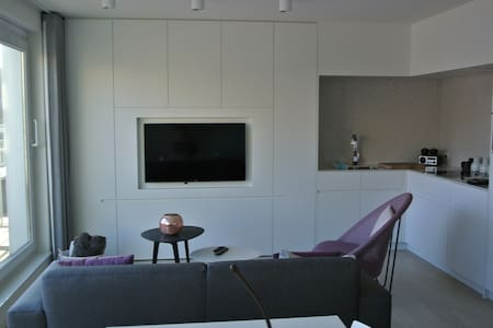 Luxe design studio Nieuwpoort-Bad - Apartment