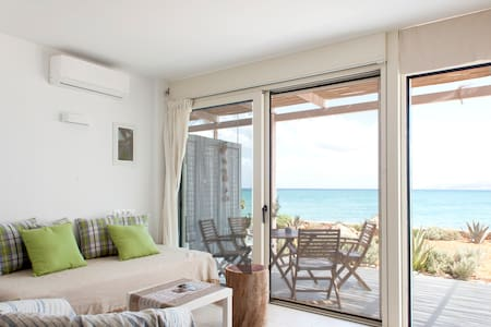 Junior suite by the beach - Lemon - Apartment