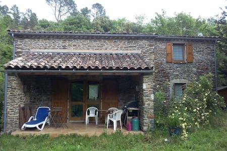 maison de charme dans  parc national des Cévennes - Chamborigaud - Ev