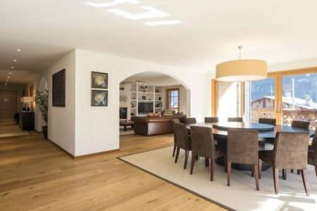 5 Bed. ski home - Andermatt - Haus