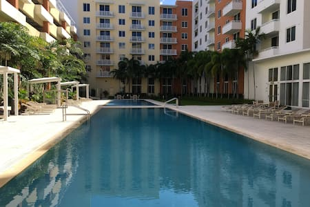 Near Aventura Mall and the beach 516 - Aventura - Apartamento