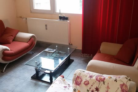 Spacious private room in the green district - București