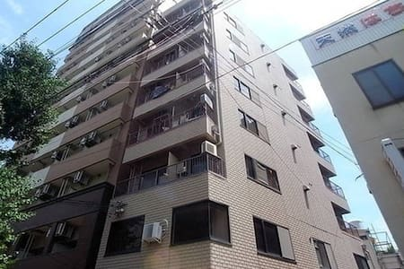 OPEN SALE!!神戸の中心JR三ノ宮駅から徒歩5分! - Apartment