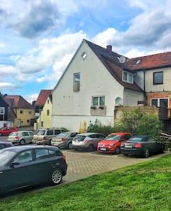 Cozing duplex apartment with Garage - Baiersdorf - Pis