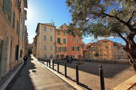 Studio Cosy au cœur du Panier - Marseille - Apartment