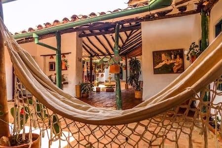 Double room in Casa Nacuma - Pension