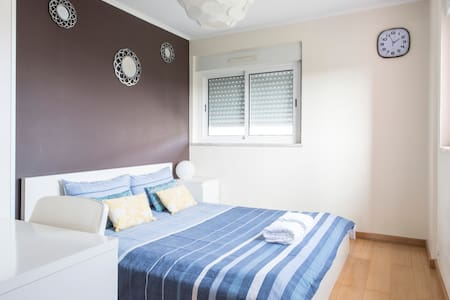 Cozy Double Room Near Lisbon City Centre & Airport - Lisboa - Appartement