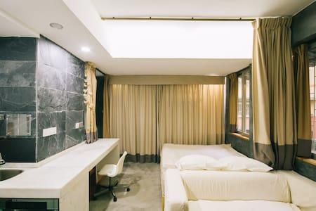 步行至江南西地铁站仅5分钟,方便搭高铁,安静花园小区,简约现代居室 - Apartment