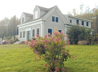 Renovated, Sunny 1850's Island Farm - Chebeague Island - House