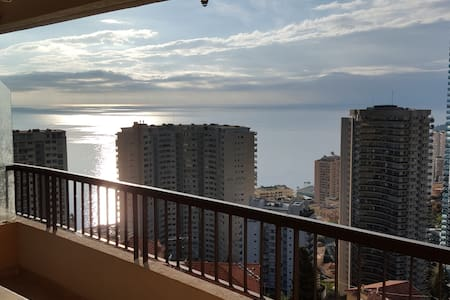 Very nice apartment with sea view