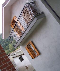Casetta in borgata a 1018 metri - Peveragno - CN - Casa