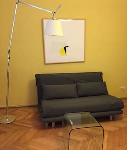 Small studio in central location - Lakás