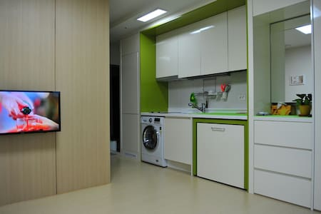 Condo type family house - Andong-si