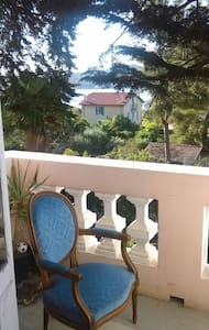Belle chambre dans magnifique villa - La Seyne-sur-Mer - Appartamento