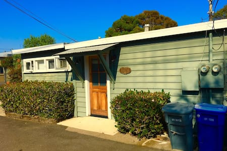 Warm 2bd Cottage Surfers Paradise - Encinitas - Haus