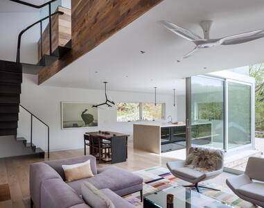Architect designed luxurious rural retreat - Casa