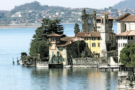 Appartamento Lago d'Iseo -Iseo Lake - Wohnung