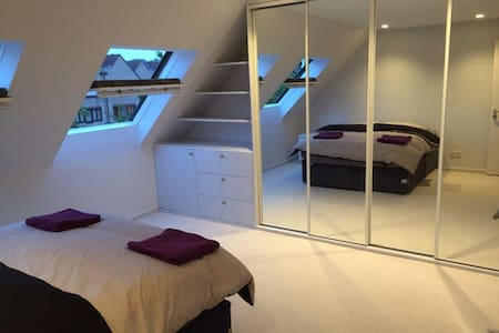 Ensuite room in Canary Wharf - Londres