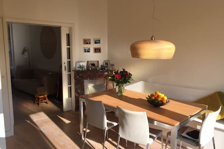 Charming home near beach, A'dam - Hillegom - Casa