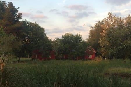 Chacra y Vida de campo muy cerca de Buenos Aires - Capilla del Señor