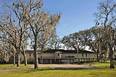 Peaches Retreat on the San Bernard River - Brazoria - Casa