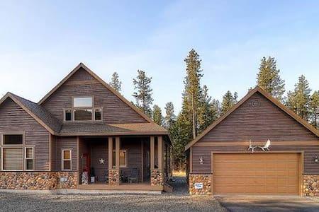 Wintergreen Lodge - Cle Elum - Sommerhus/hytte
