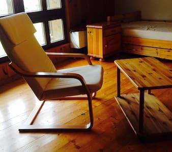 Ruhig und gemütlich gern mit Familienanschluss - Ruggell - House